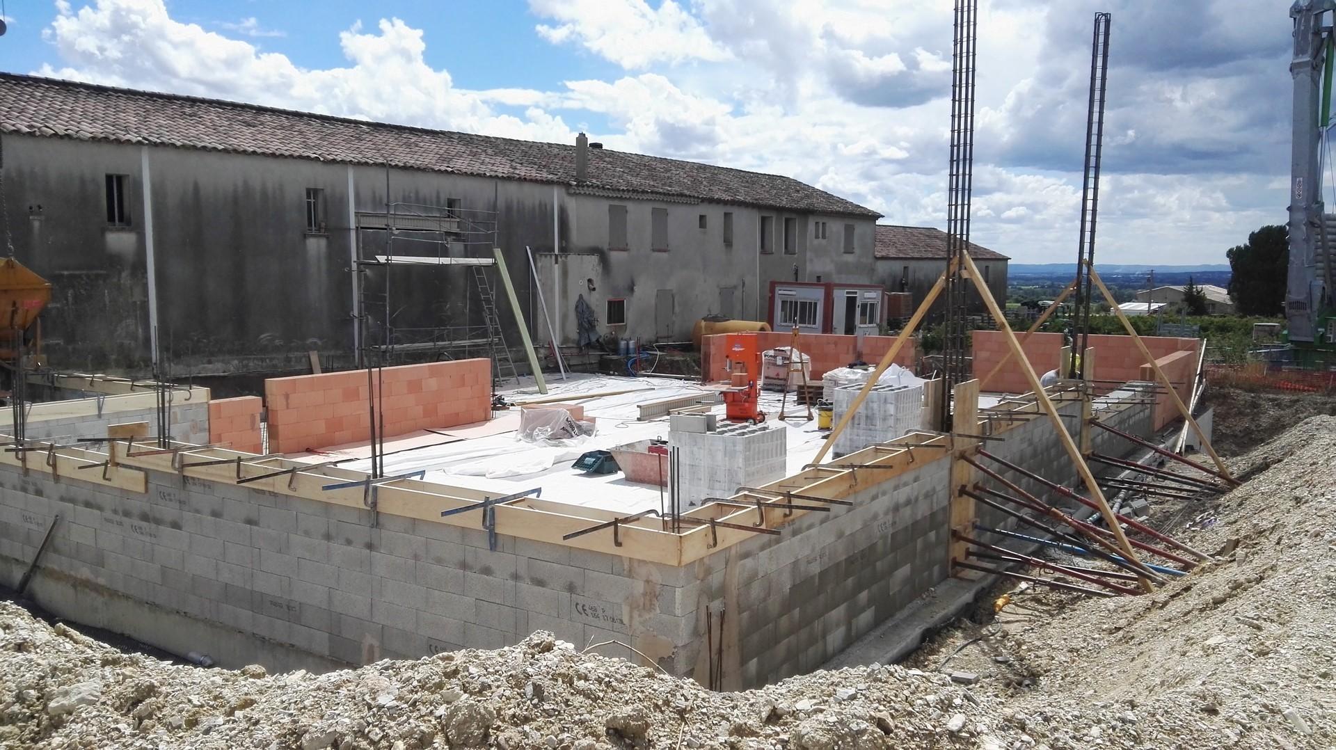 Extension Domaine Santa Duc 076