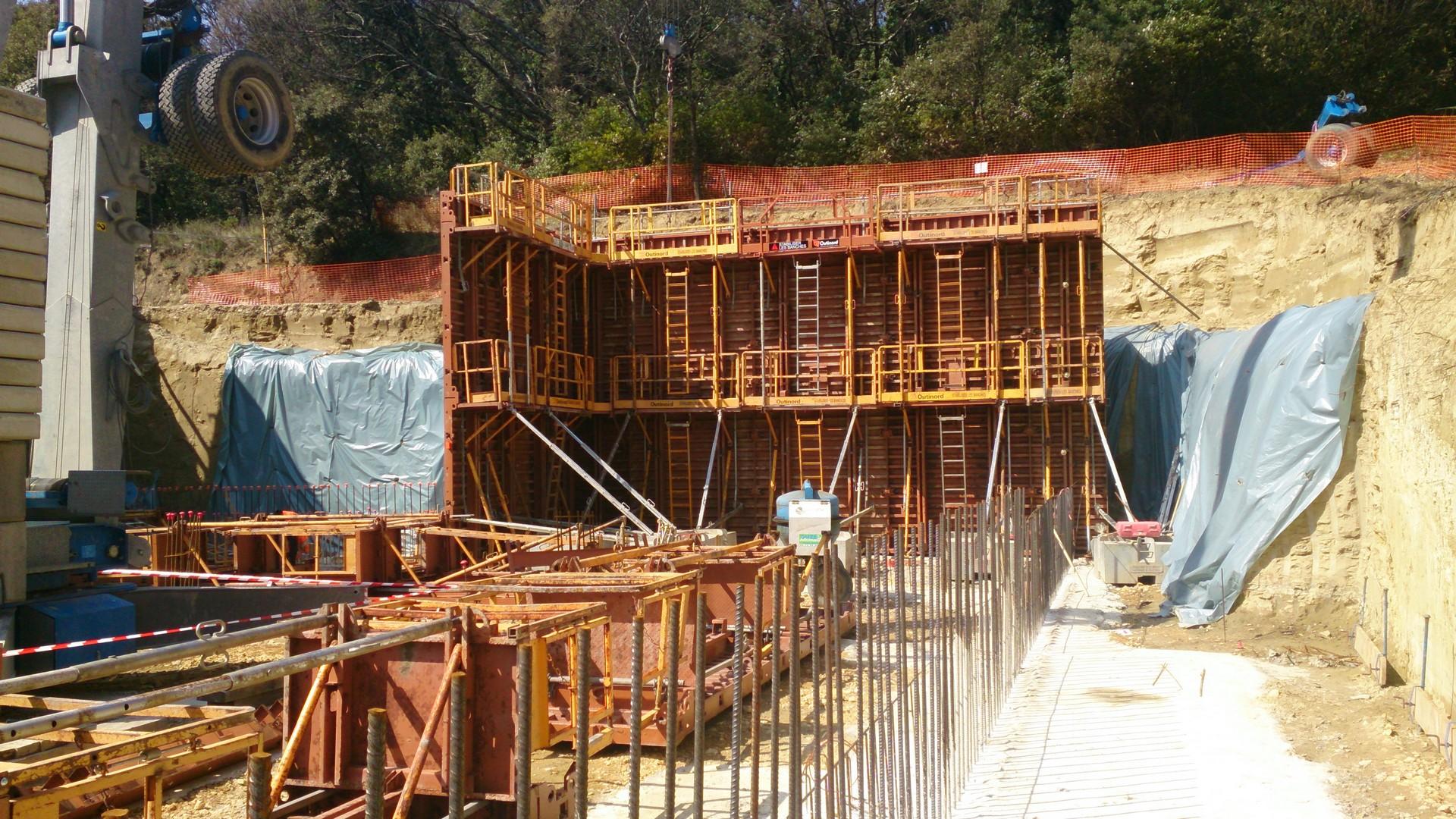 Restructuration de la cave la Suzienne 033