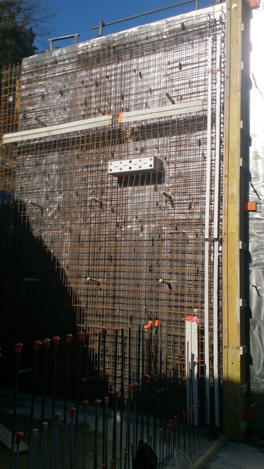 Restructuration de la cave la Suzienne 039