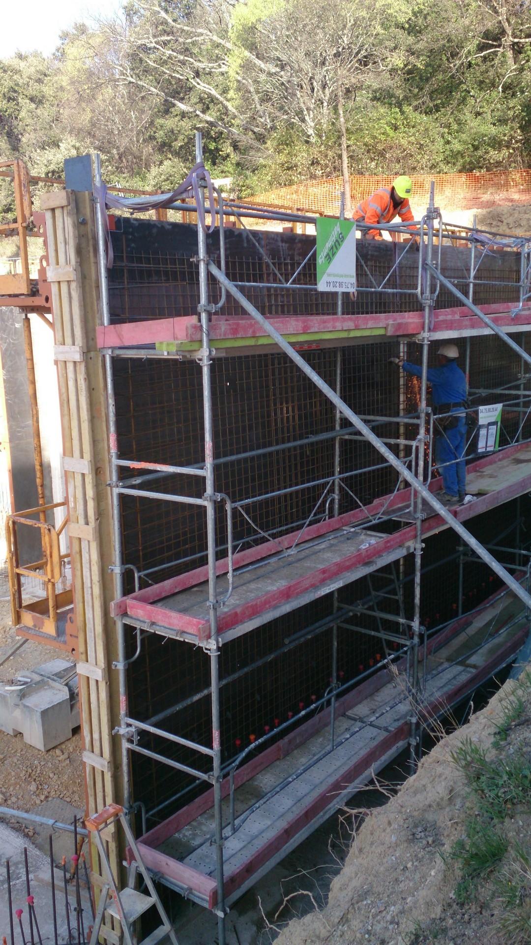 Restructuration de la cave la Suzienne 047