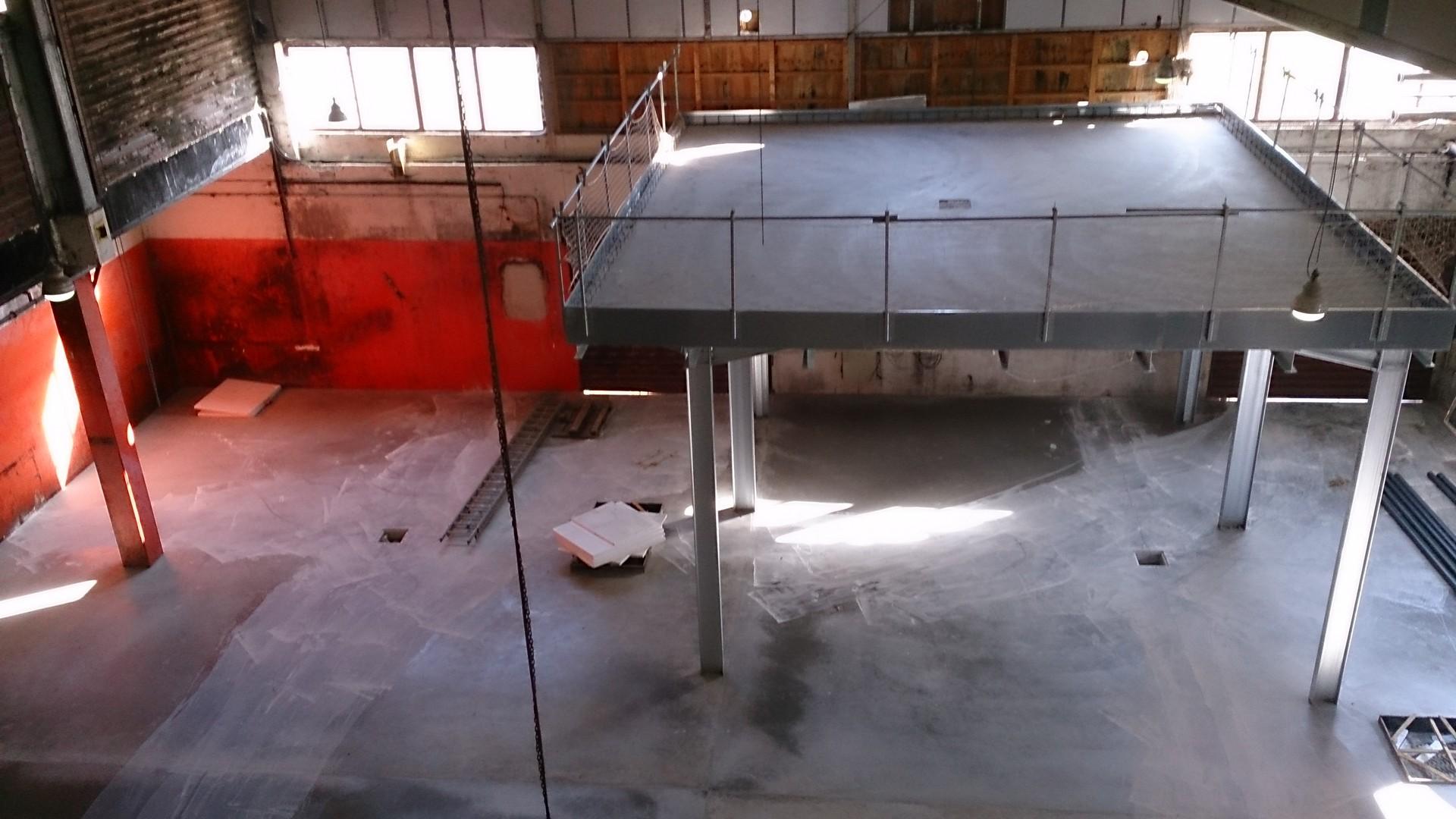 Restructuration de la cave la Suzienne 048